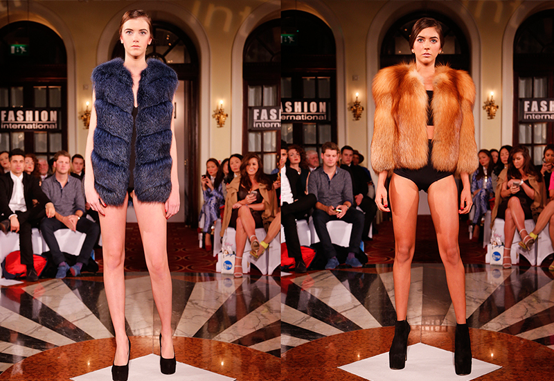 Photos - Milusha London AW14 Fashion Show