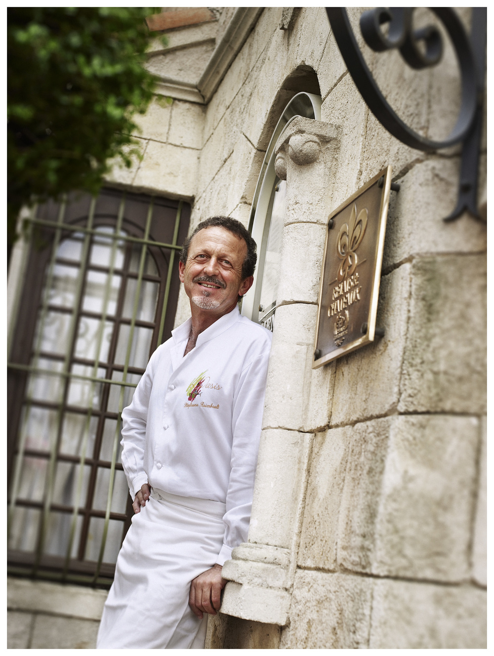 Baroque Access sits down to speak with renown chef Stéphane Raimbault