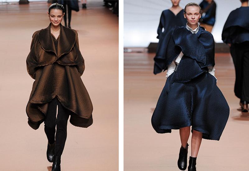 Paris Fashion Week - Issey Miyake F/W 2014