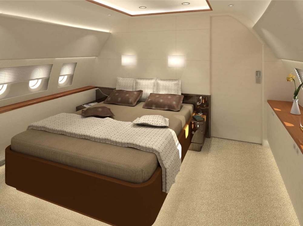 Airbus A319 Corporate Jetliner  Luxury Travel Personified  Baroque Lifestyl