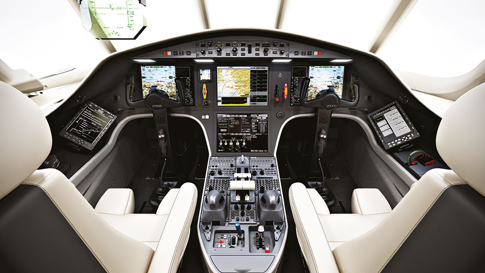 From design to manufacturing, Dassault Falcon has cultivated a deep-rooted culture of precision.