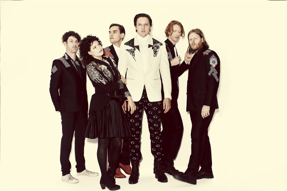 The Mercurial Arcade Fire