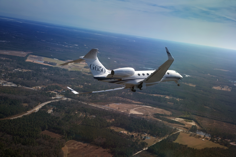 The G650 Breaks another record, this time the lucrative New York to Mumbai route