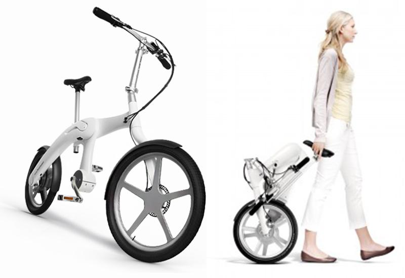 Mando Footloose - Chain-less Electric Bike