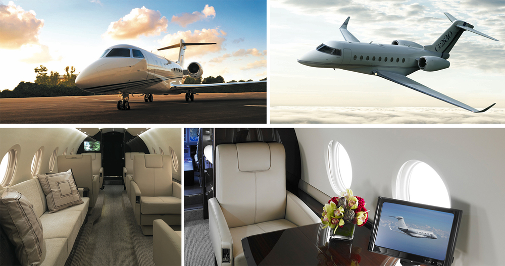 The Gulfstream G280 boasts superiority in all areas of the super mid-size business jet market
