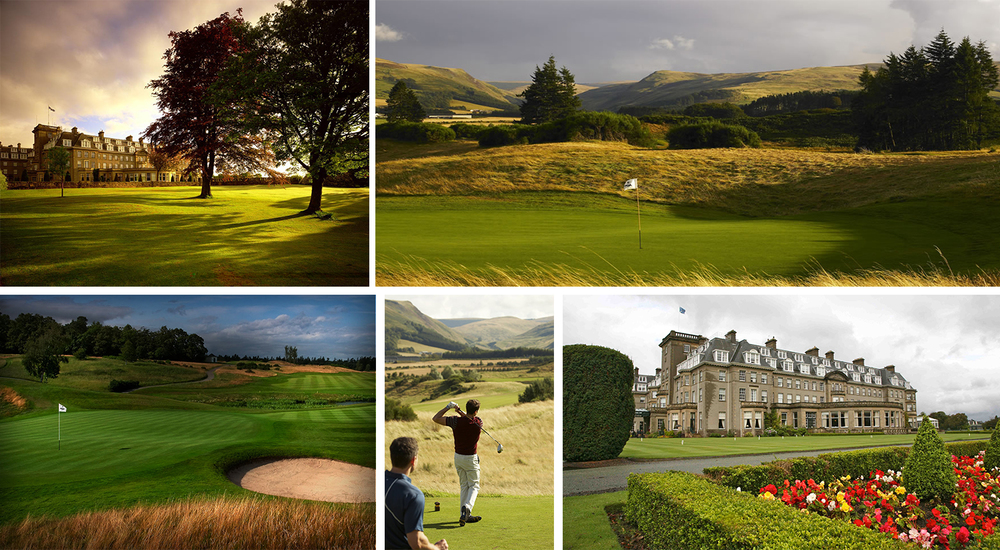 The 2014 Ryder Cup will be hosted at the Majestic Gleneagles Resort in Perthshire, Scotland