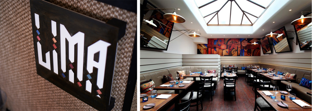 Restaurant Lima London is the first ever Peruvian Restaurant to be awarded a Michelin Star