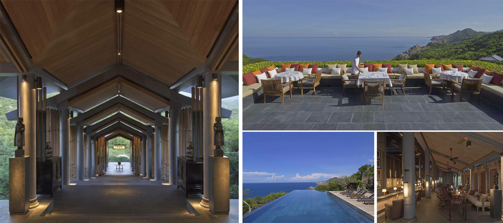 As expected Amano'i's facilities are elegant and exudes zen and tranquility.