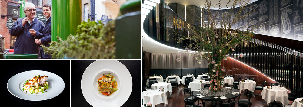 At the helm of Rivea London will be Ducasse's talented protégé Chef Damien Leroux. Menu will incorporate the classic flavors fresh produce and vivid colors of the Riviera
