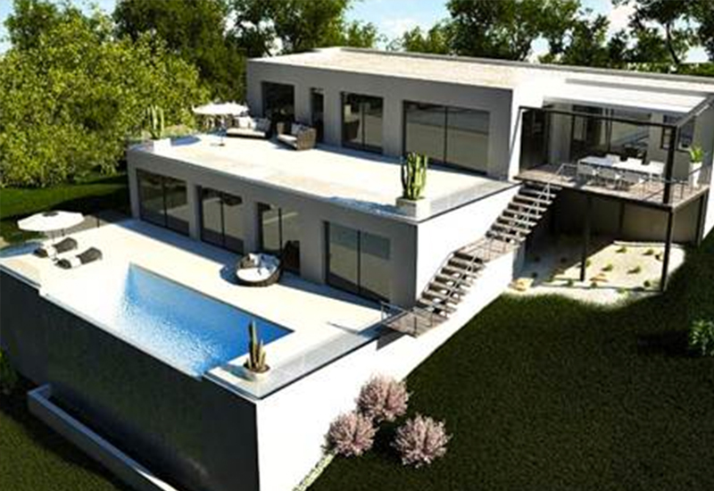 Ibiza Villa - Spectacular Salinas Villa