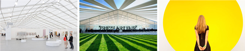 Frieze NYC Returns: The contemporary art world descends onto Randall's Island Park in Manhattan, New York