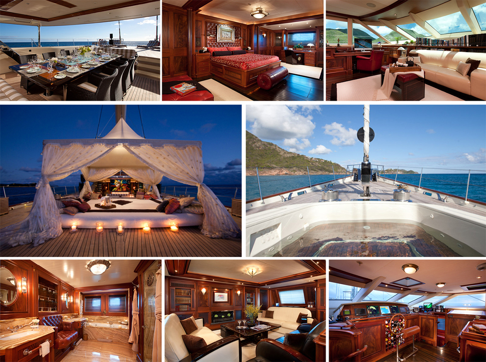 THE TIARA FEATURES THE VAST ARRAY OF THE HIGH TECH AMENITIES THAT IS TO BE EXPECTED OF A SUPERYACHT OF THIS CALIBER.