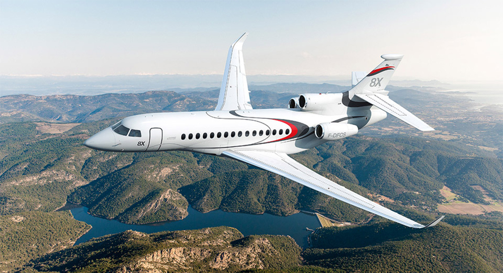 French Luxury Jet builder Dassault announced the launch of the Dassault 8X, which is poised to shakeup the ultra-long-range jet market by the end of 2016.