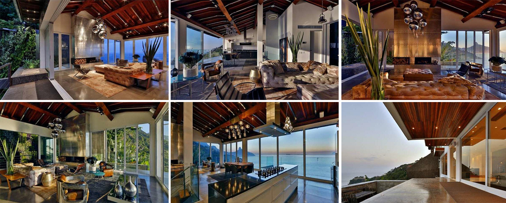 Guests staying at Mansion Joa will be captivated by the property's stunning ocean views, sleek yet homely modern furnishings and impressive architecture.