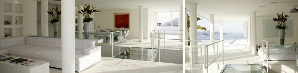 Penthouse Vista Copacabana is the perfect place from which families or large group of friends can explore Rio de Janeiro