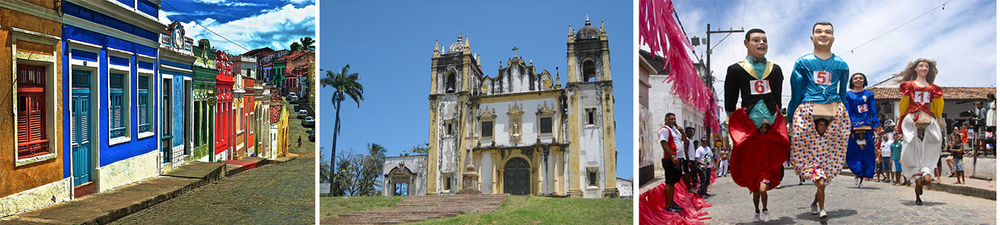 No trip to Recife would be complete without visiting Olinda, a colonial gem. Spend the day exploring the historic town, visiting amazing art studios, while nibbling on tasty street food along the way.