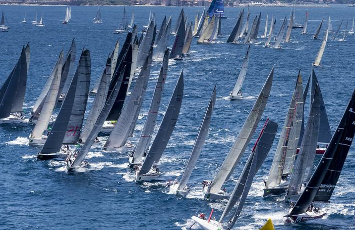 INSHORE INSIGHT For shore bound spectators on both northern and southern shores of the Gulf of Saint-Tropez, the inshore racing series provides a thrilling water-borne spectacle.