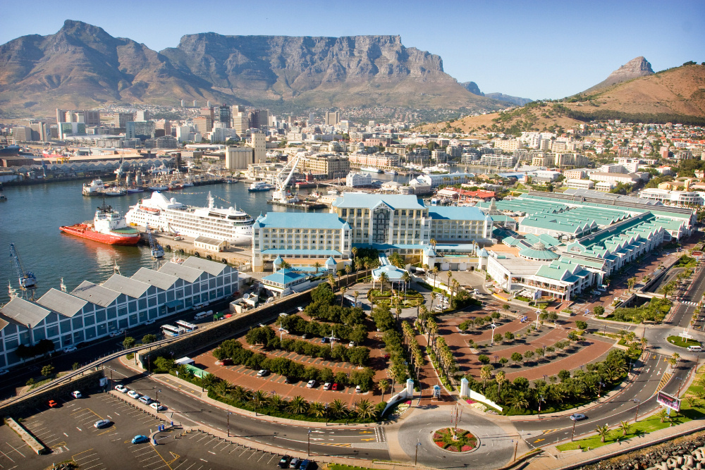Table Bay Hotel boasts magnificent mountain views