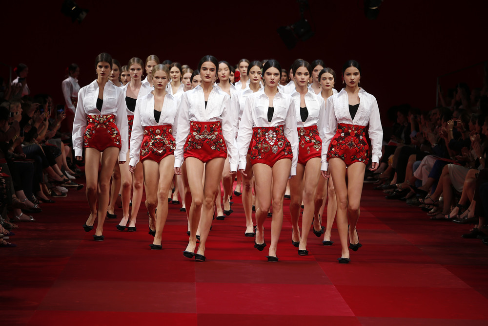 Dolce and Gabbana Spring Collection