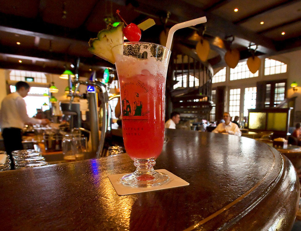 Finally – the recipe for the Singapore Sling — Baroque Lifestyle ...