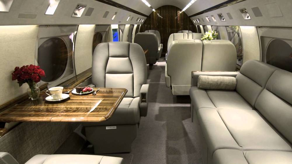 Charter The Fastest Private Jet In The World  Baroque Lifestyle  Travel Lu