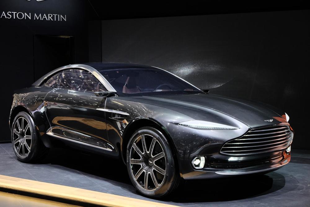 Aston Martin DBXConcept