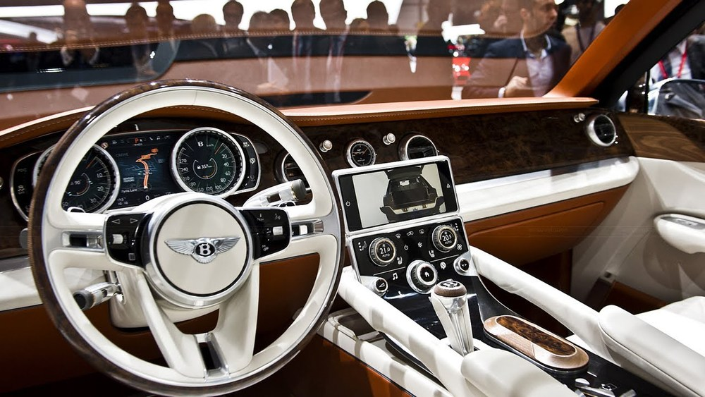 Introducing the luxurious Bentley SUV — Baroque Lifestyle - Travel ...