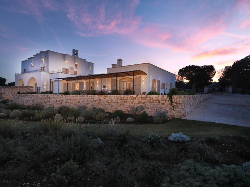 Luxury farmhouse in Puglia, Italy's trendiest location