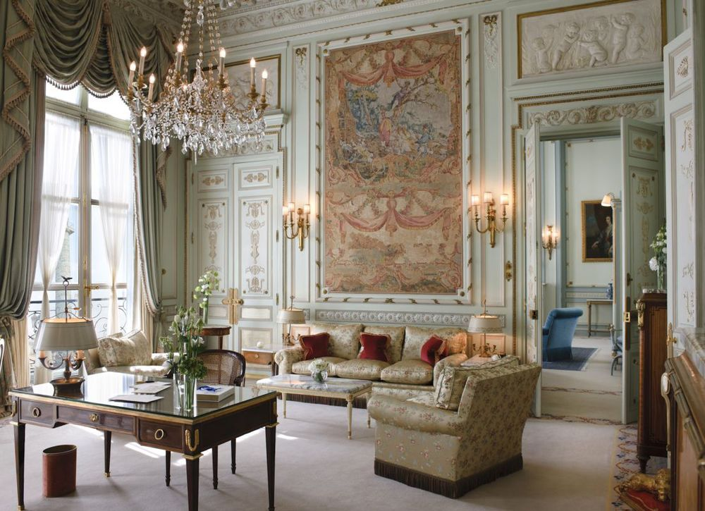chanel to open its first ever spa at the newly refurbished ritz paris baroque lifestyle. Black Bedroom Furniture Sets. Home Design Ideas