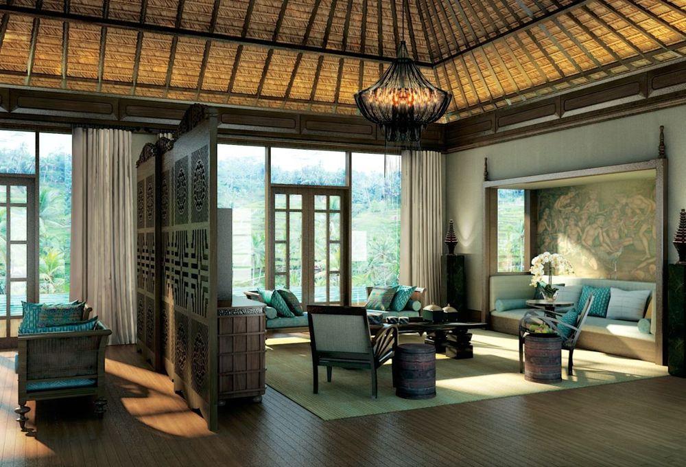 The Ritz Carlton Reserve Mandapa in Bali