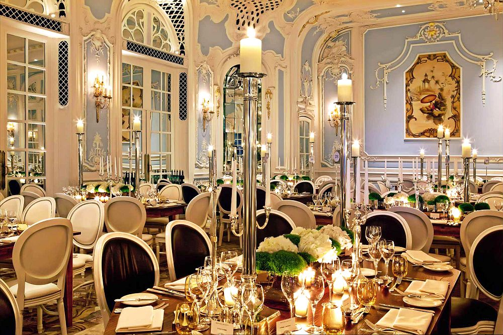 The most expensive shopping trip in the world baroque for Fanciest hotel in the world
