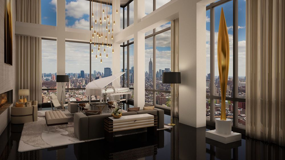 host thanksgiving in soho trump style baroque lifestyle travel