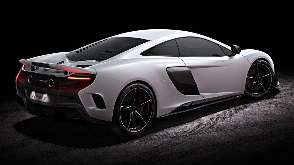 McLaren 675LT Longtail
