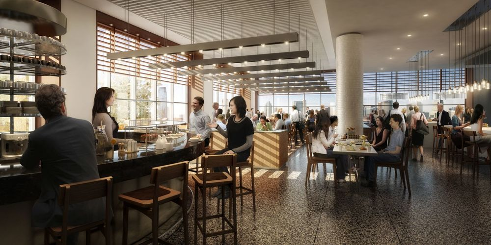 New in NYC Brookfield Place Baroque Lifestyle Travel Luxury