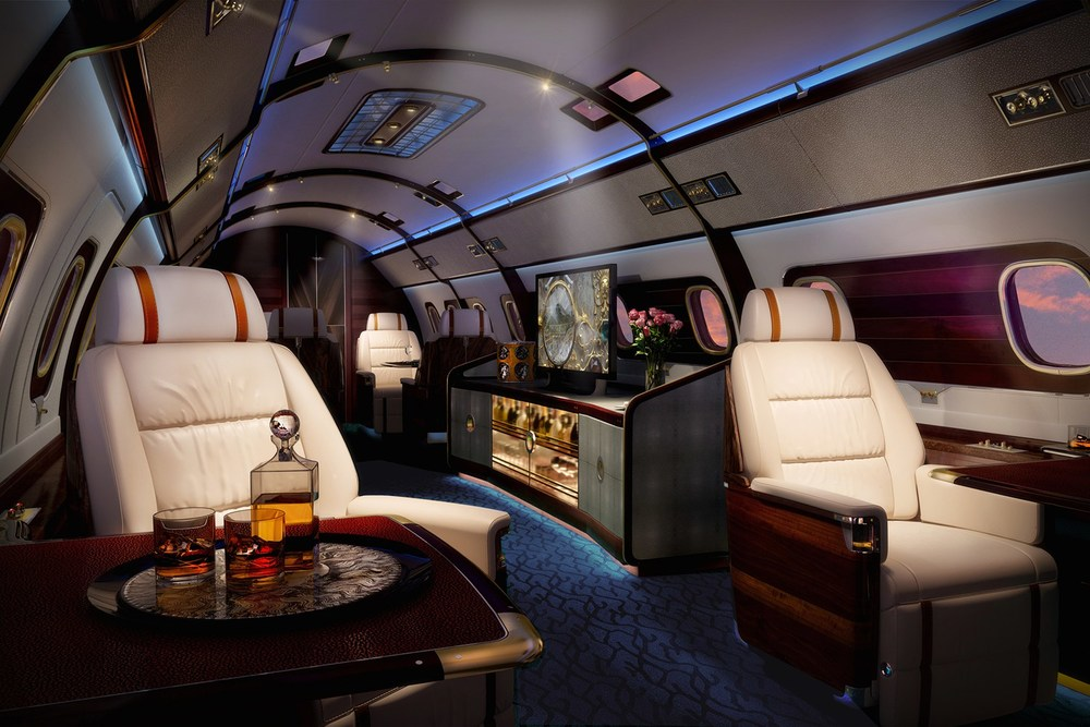 Private Jets Baroque Lifestyle Travel Luxury Hotels Dining Trends