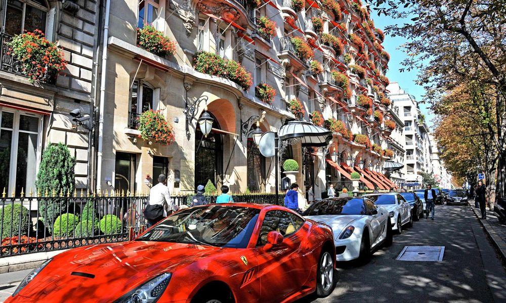 Plaza Athenee Paris