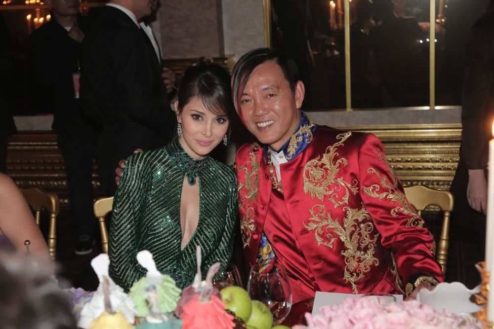 Hung and his wife at hotel's ground breaking dinner1.jpg