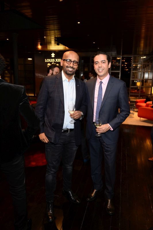 Sahle Ghebreyesus and Hicham Enhaili host Baroque Access Presents- Louis XIII Legacy Experience