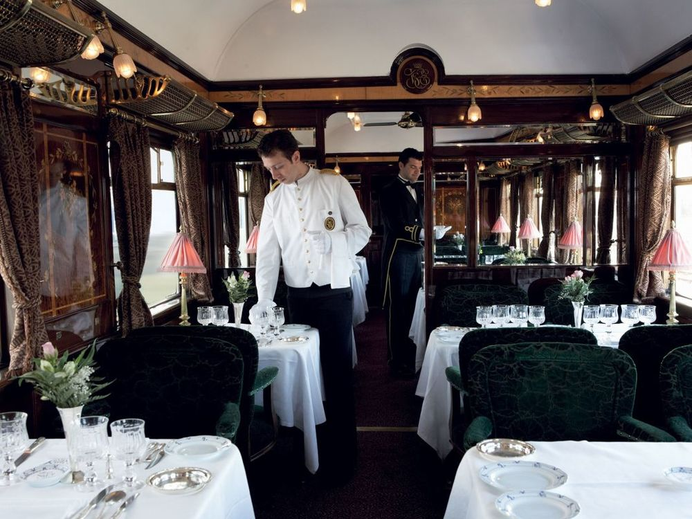 Venice - Simplon Orient Express