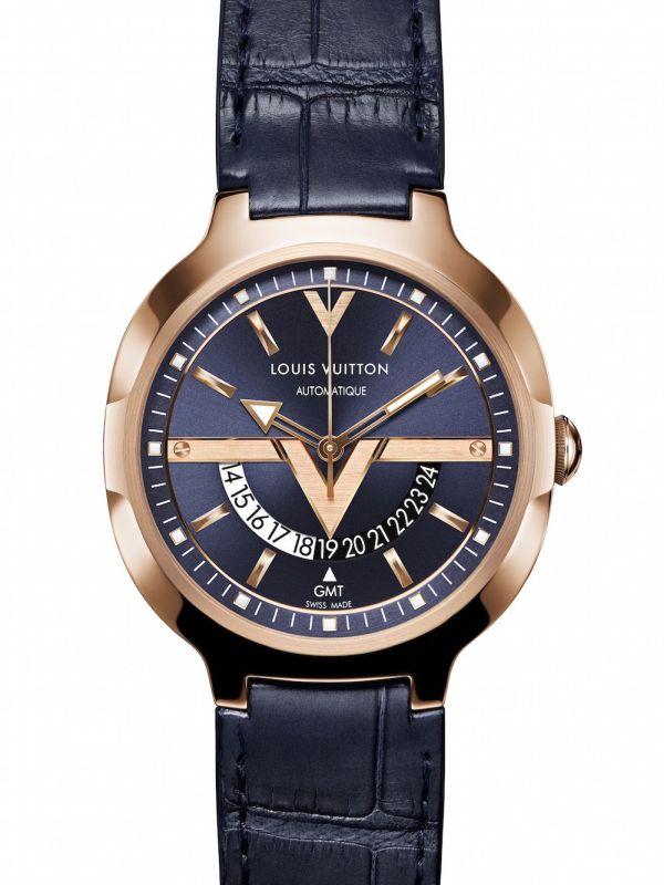 LV watch GMT in pink gold.jpg