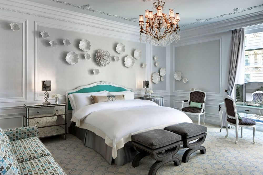 Tiffany Suite at the St.Regis New York