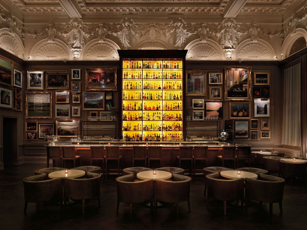 New York's Finest - the Gold Bar — Baroque Lifestyle ...