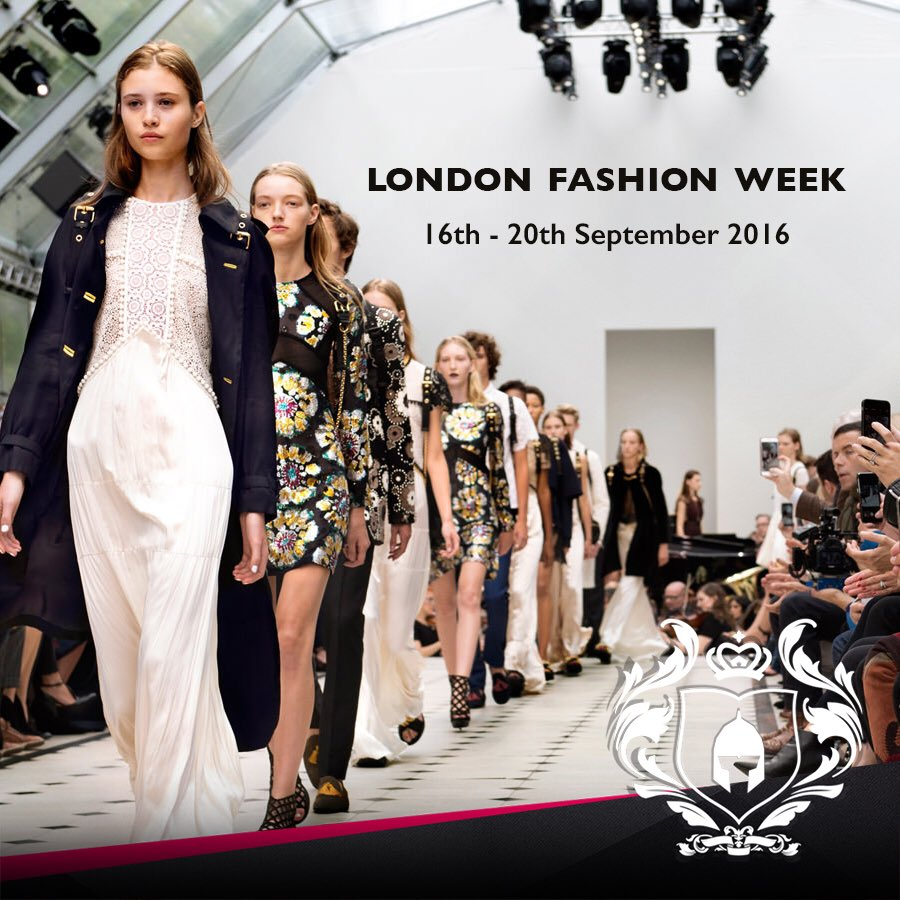 London Fashion Week September 2016 Baroque Lifestyle Travel Luxury Hotels Dining Trends