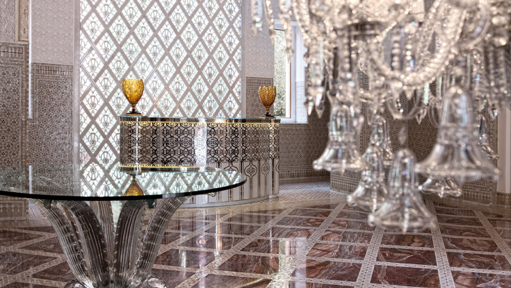 Royal mansour marrakech baroque lifestyle travel for Baroque lifestyle