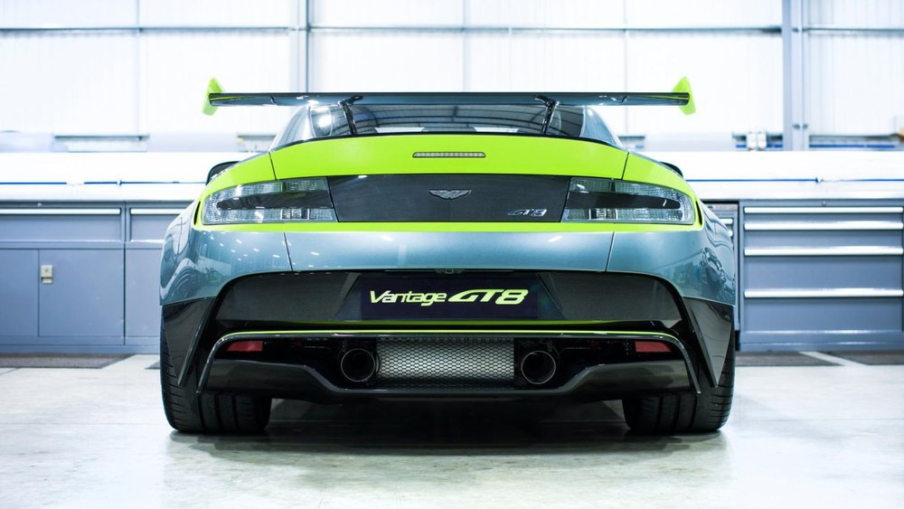 Bring On 2017 U2013 And The New Aston Martin Vantage GT8! U2014 Baroque Lifestyle    Travel, Luxury Hotels, Dining, Trends