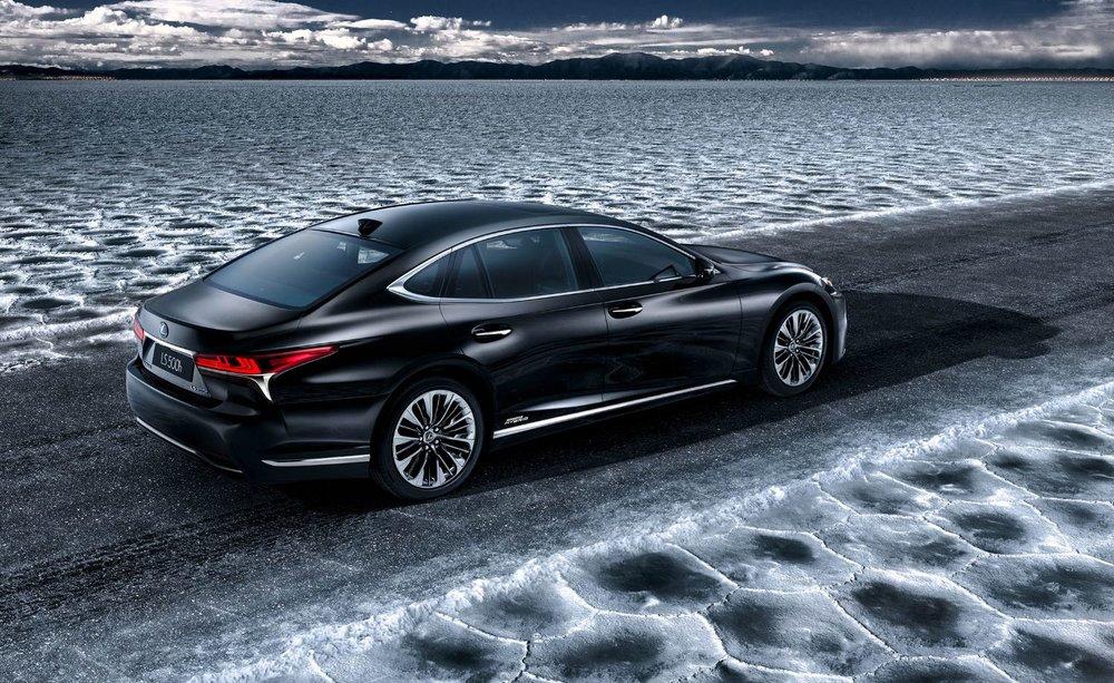 2018 Lexus LS500h to debut at 2017 Geneva Motor Show