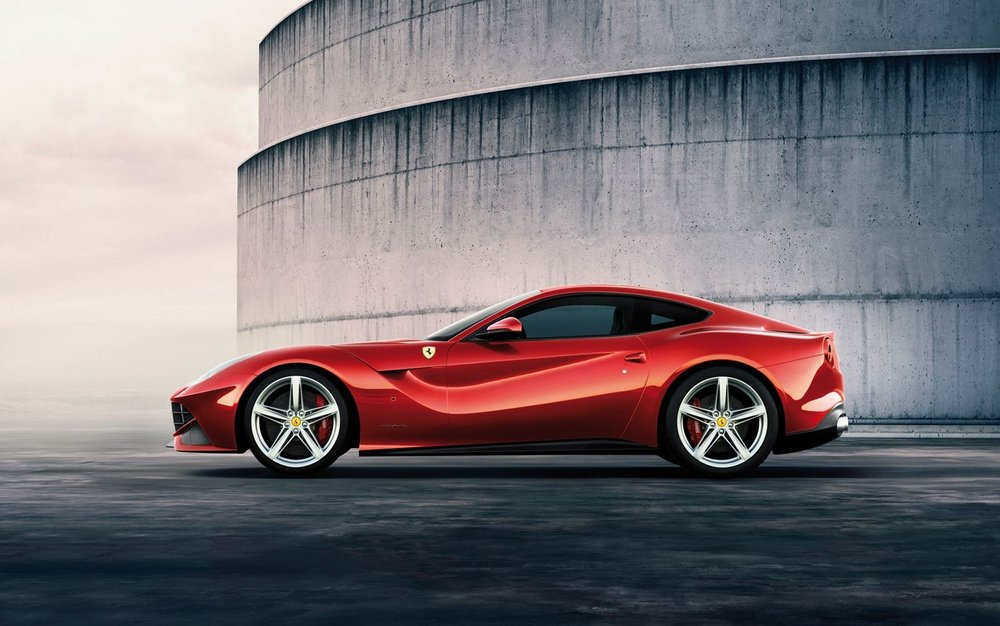 Introducing Ferraris Most Powerful Sports Car Baroque Lifestyle - Powerful sports cars