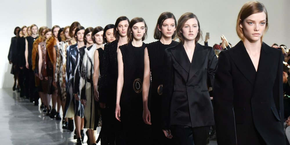 Fall 2016: Ready to Wear - Calvin Klein