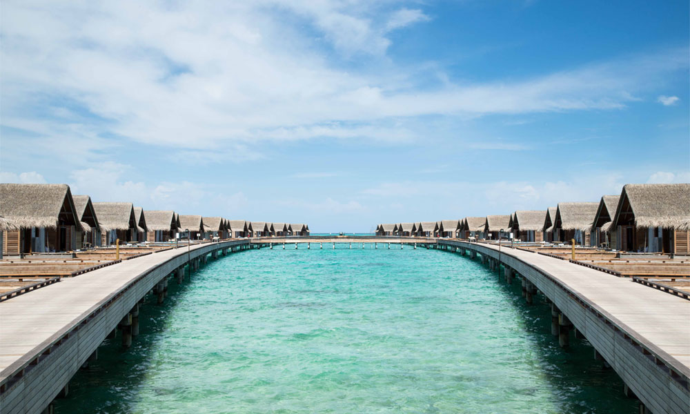 NEW FAIRMONT HOTEL OPENS IN THE MALDIVES THIS APRIL