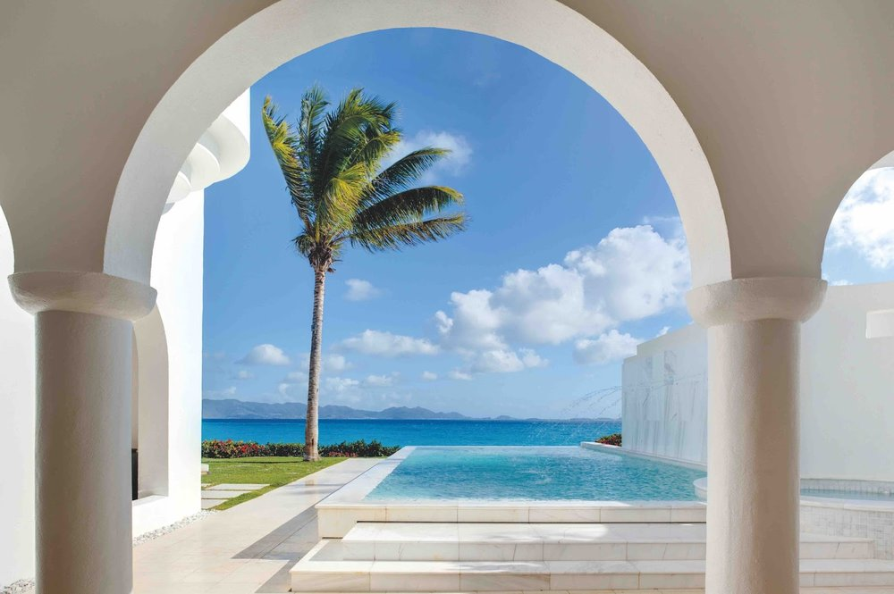 LUXURY BELMOND RESORT OPENS IN ANGUILLA
